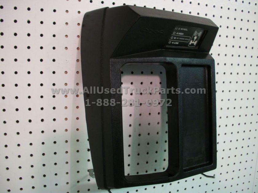 GMC Chevy Truck Interior Floor Shifter console 4x4 15641923