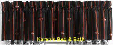 Harley Davidson 7pc Boys TWIN Comforter Sheets Valance Throw Blanket